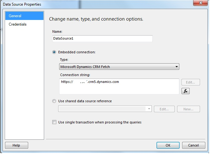 how to create a crm database