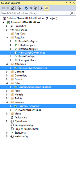 Prevent Url Tampering in Asp net MVC - CodeProject