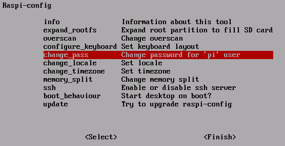 how to change screen resolution in raspberry pi raspbian os