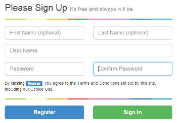 BabyZen Register