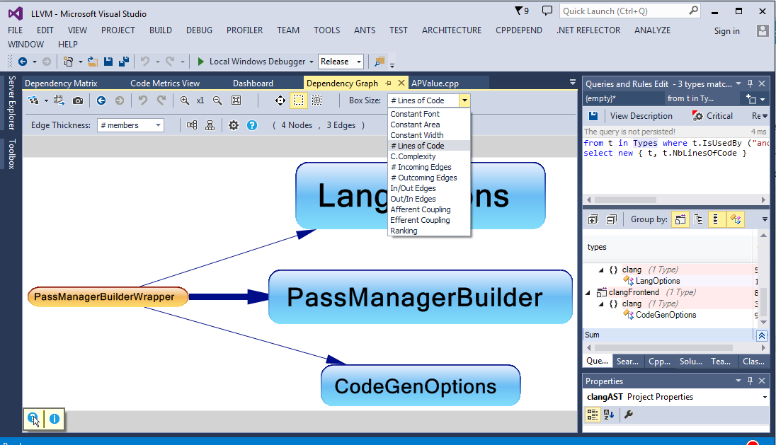 Make Your Visual C++ Experience Much Better  – CppDepend Blog