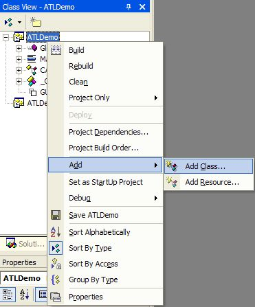 how to create object in new class