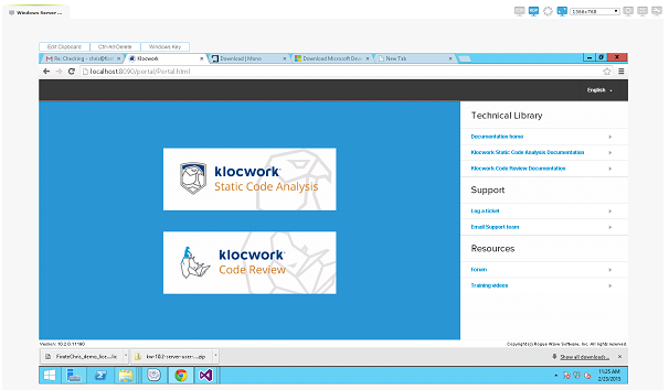 Coding with Klocwork: A Dev Perspective - CodeProject
