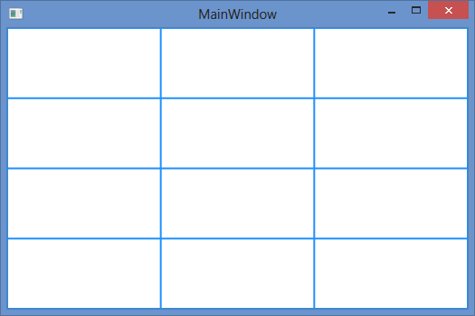 Drawing Lines In Wpf : Wpf grid control with solid gridlines codeproject