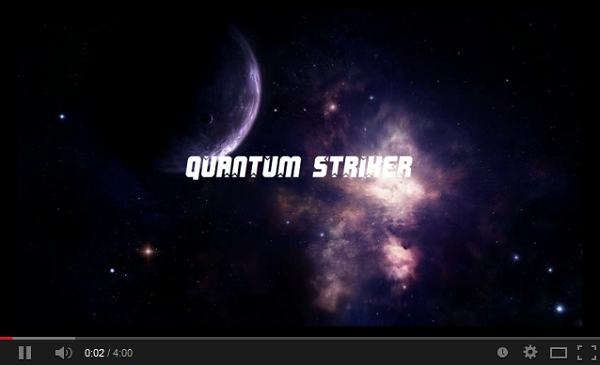 Quantum Striker YouTube Video