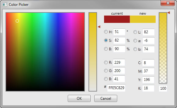 WPF Color Picker Construction Kit - CodeProject