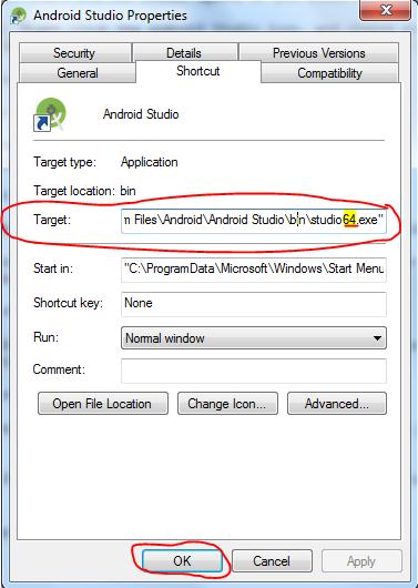 Cara Memperbaiki Error No JVM Installation Found Android ...