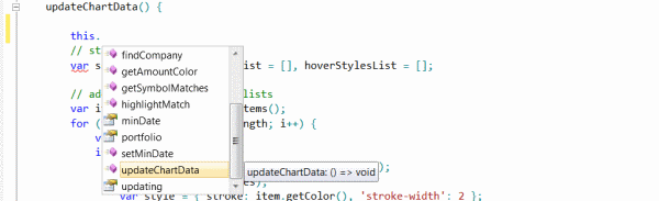 IntelliSense