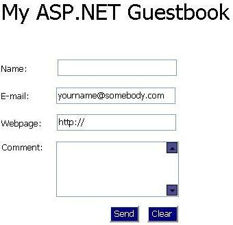 Sample Image - myaspnetguestbook.jpg