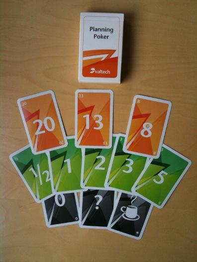 Planning poker software engineering