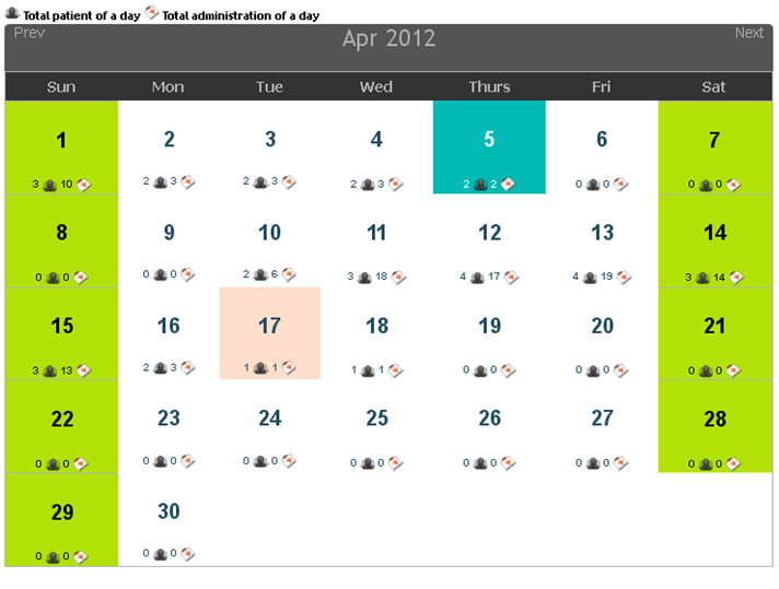 Calendar Design Javascript : Javascript create new date phpsourcecode