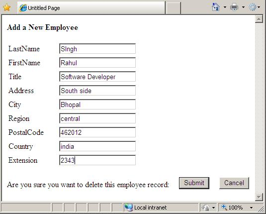 staff forms expo default.asp