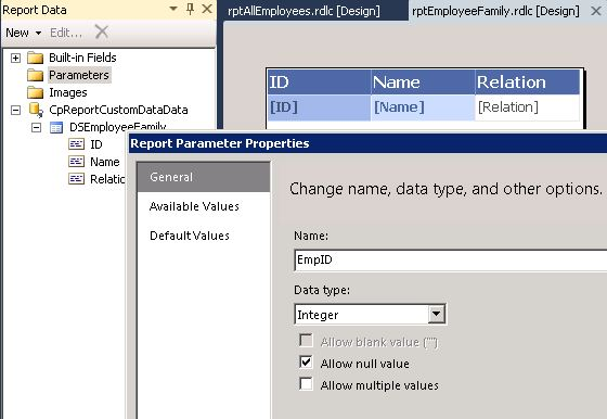 How to Create RDLC Report Step by Step Example in ASP.net using C# and ...
