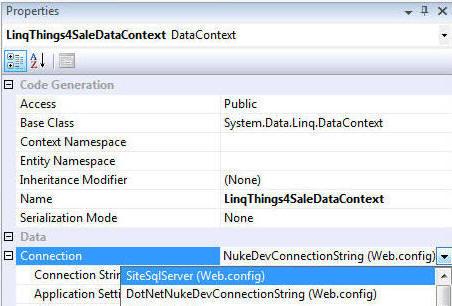 Como crear un modulo usando Linq SQL - Wiki LaGateraInformatica