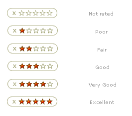Stars to Rate