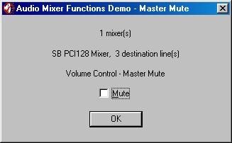 Master Mute