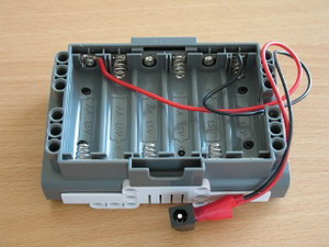 Lego's power supply - internal view