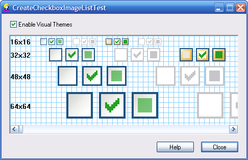 how to create checkbox list in excel 2007