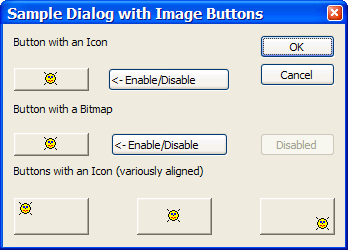 Sample Dialog without CImageButtonWithStyle class