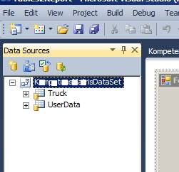 ms project how to delete report tab