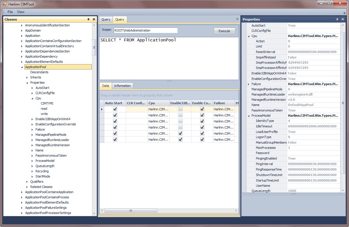 what is windows management instrumentation wmi