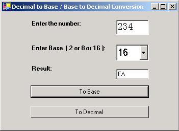 Vb Convert String To Decimal