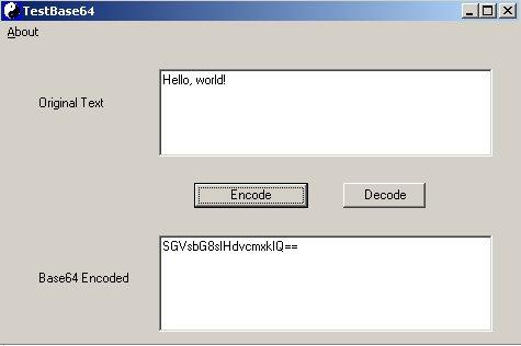 rfc email base64 decoder