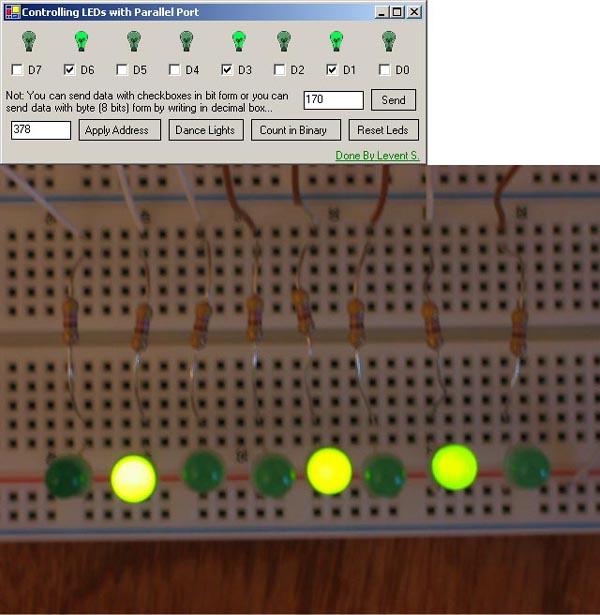 I O Ports Uncensored 1 Controlling Leds Light Emiting