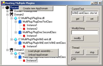 MultiPlug Sample Screenshot