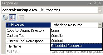 Embedded Resource
