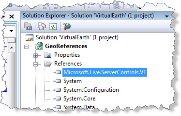Assembly Reference in Visual Studio Solution