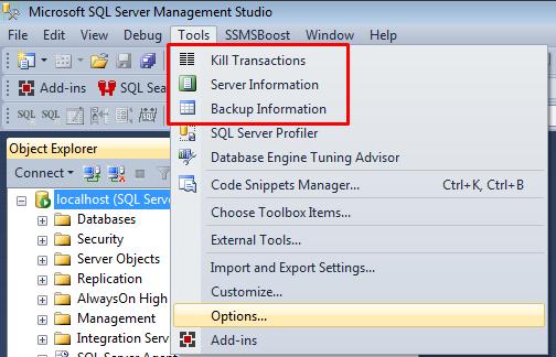 plugins - SQL Management Studio Plug-ins for Intellisense ...