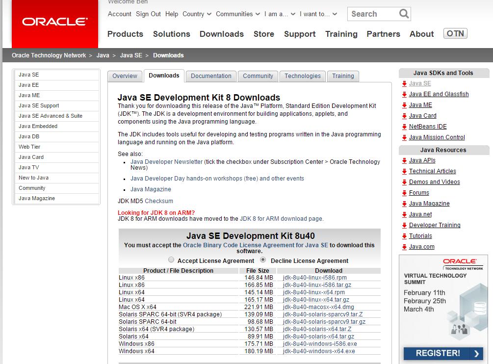 Oracle таблица sql