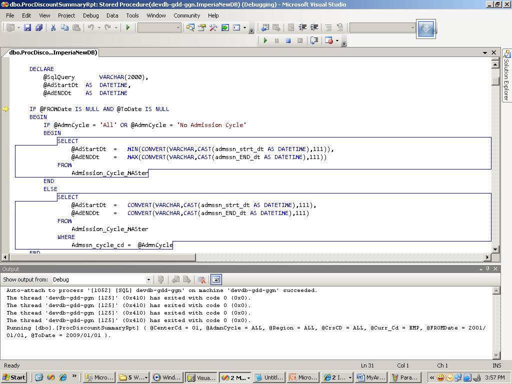 free algebraic combinatorics course notes fall 2008