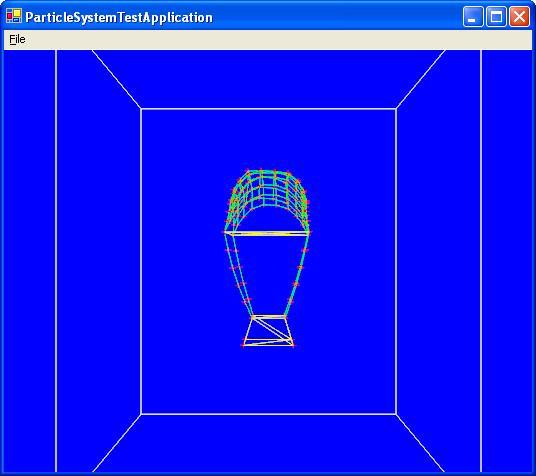 Sle image parachute