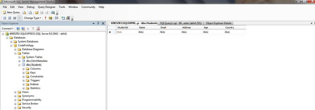 Co<wbr>de First Approach using Entity Framework 4.1, Inversion of Control, Unity Framework, Repository  Unit of Work Pattern and MVC3 Razor View - 海里的贝壳 - apple的博客