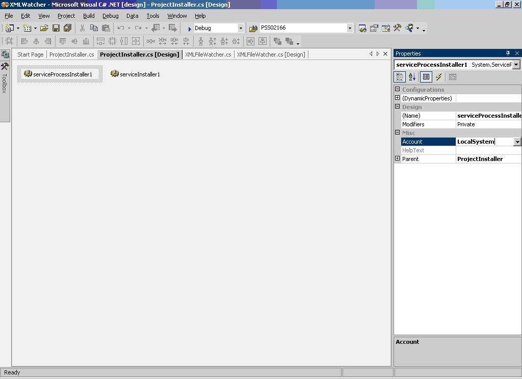 web service write to xml file