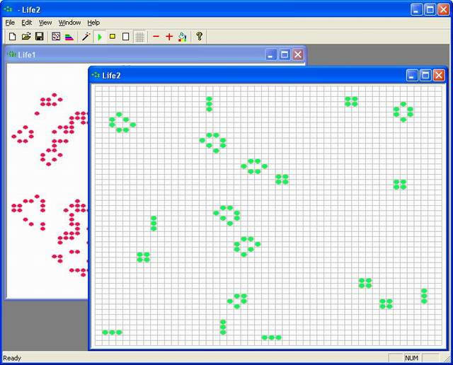 A Fast Version of Conway's Game of Life with Thread and DirectX ...