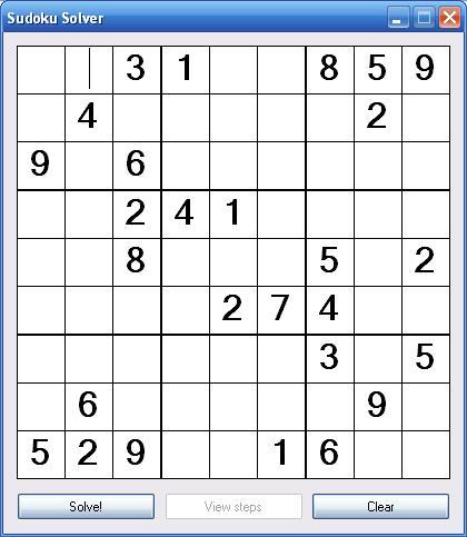 Sudoku Java Source Code Download