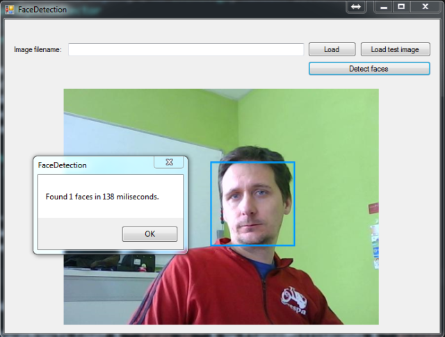 Favorite Gadgets: Face Detection with 10 lines of code - VB NET