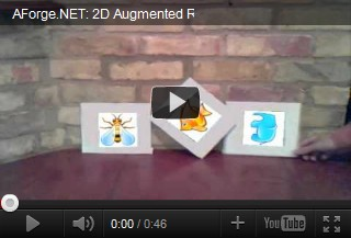 2D Augmented Reality