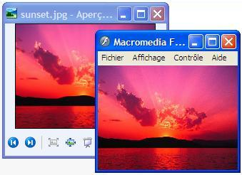 Jpeg to Swf sample with C#