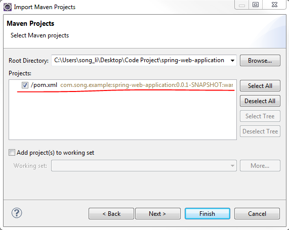 how to create spring mvc project in eclipse kepler
