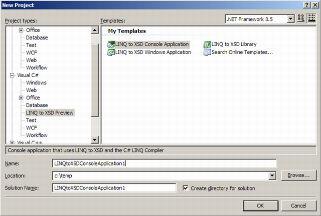 how to create xsd file in eclipse