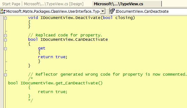 c# replace: