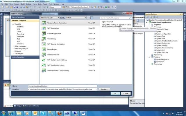 Manage application settings (.NET)