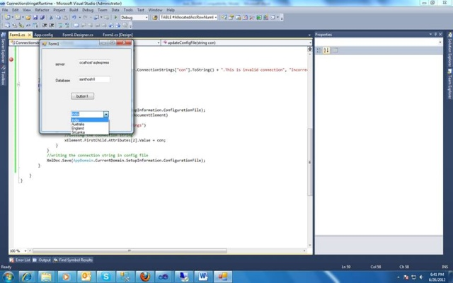 How to read XML from a file by using Visual C#