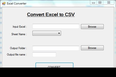 convert excel to csv javascript export html table data