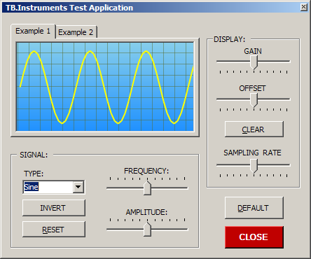 Simple Signal Generator Codeproject