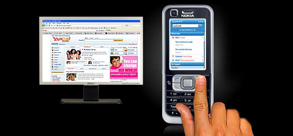 Cara buat wap mobile web free